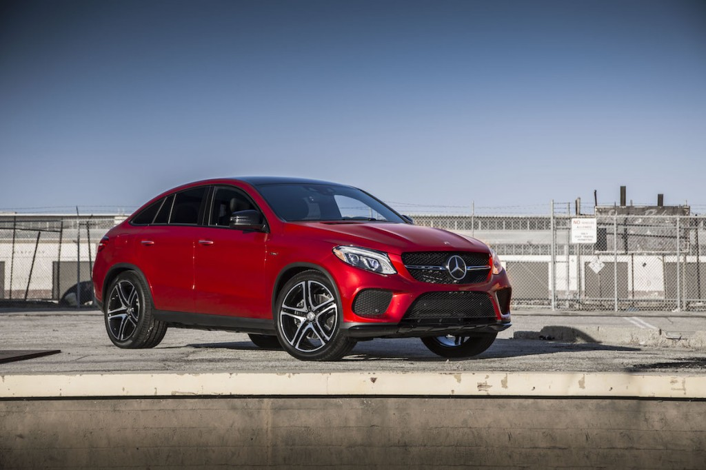 2016 Mercedes Benz Gle450 Amg Coupe First Drive Video