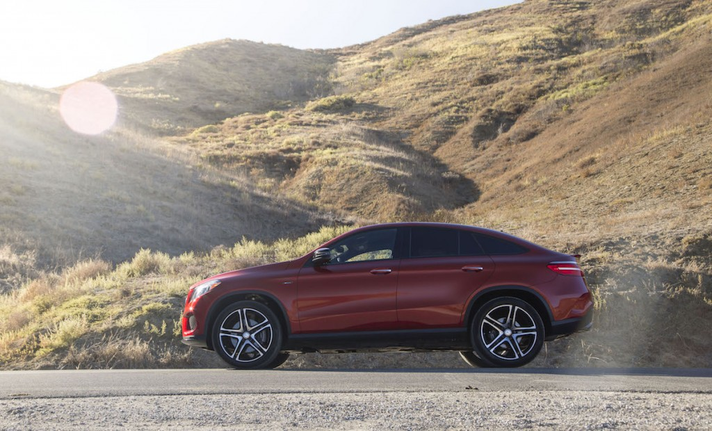 Image 2016 mercedes benz gle450 amg coupe size 1024 x for 2016 mercedes benz gle 450