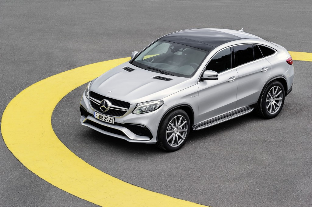2016 mercedes benz gle class pictures photos gallery green car reports. Black Bedroom Furniture Sets. Home Design Ideas