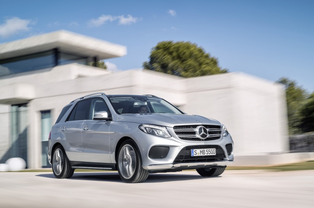 2016 mercedes benz gle puts the m class out to pasture for 2016 mercedes benz gle class