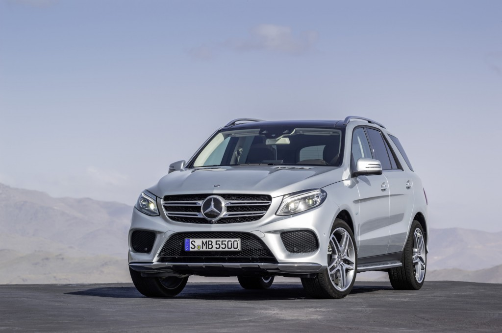 2016 mercedes benz gle class video preview. Black Bedroom Furniture Sets. Home Design Ideas