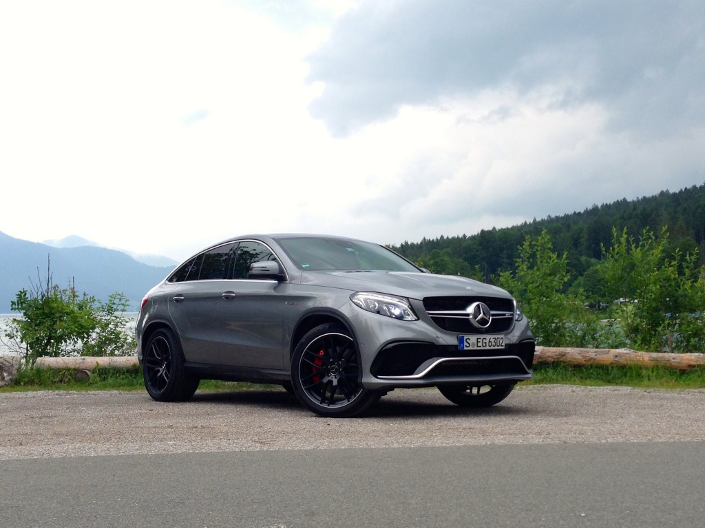 2016 mercedes benz gle coupe first drive page 2 for 2016 mercedes benz gle coupe