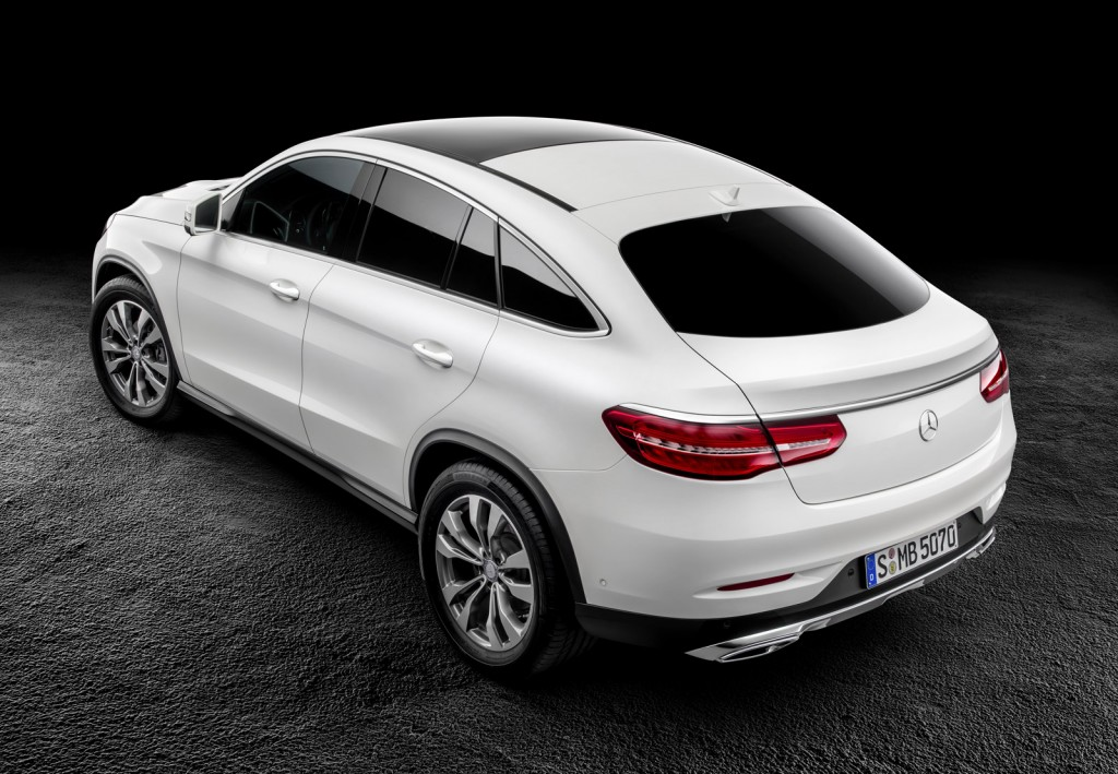 mercedes benz starts production of new gle coupe at u s plant. Black Bedroom Furniture Sets. Home Design Ideas