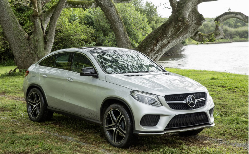mercedes confirms gle coupe for 39 jurassic world 39 teases