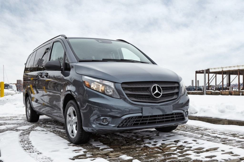 Mercedes v class based metris confirmed for u s for Mercedes benz metris for sale