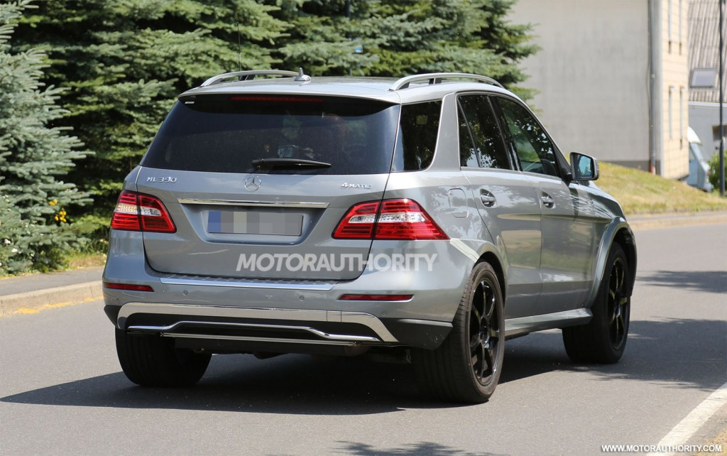 Mercedes Benz S X6 Rival May Be Called An M Class Coupe