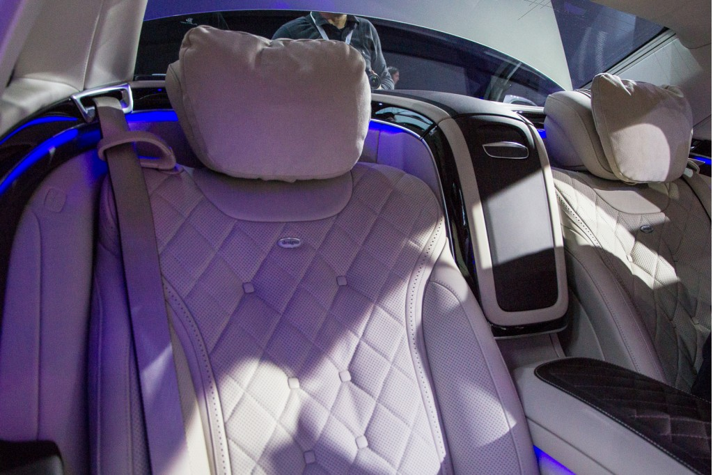 Image 2016 Mercedes Maybach S600 2014 Los Angeles Auto