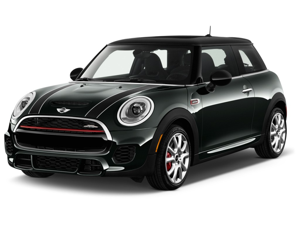 image 2016 mini cooper 2 door hb john cooper works angular front exterior view size 1024 x. Black Bedroom Furniture Sets. Home Design Ideas