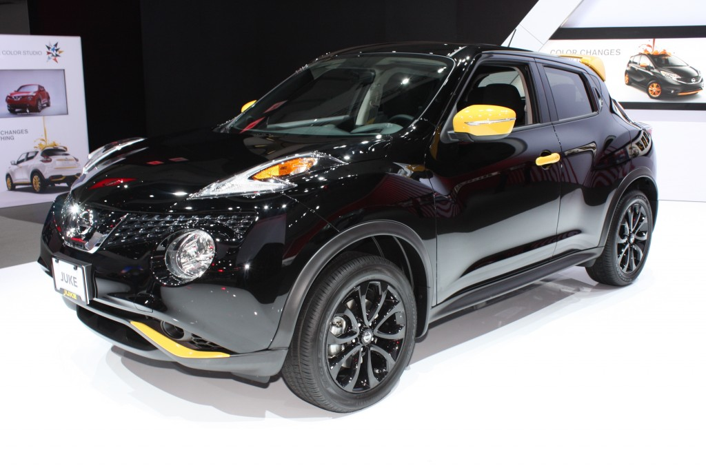 image 2016 nissan juke stinger 2015 los angeles auto show size 1024 x 682 type gif posted. Black Bedroom Furniture Sets. Home Design Ideas