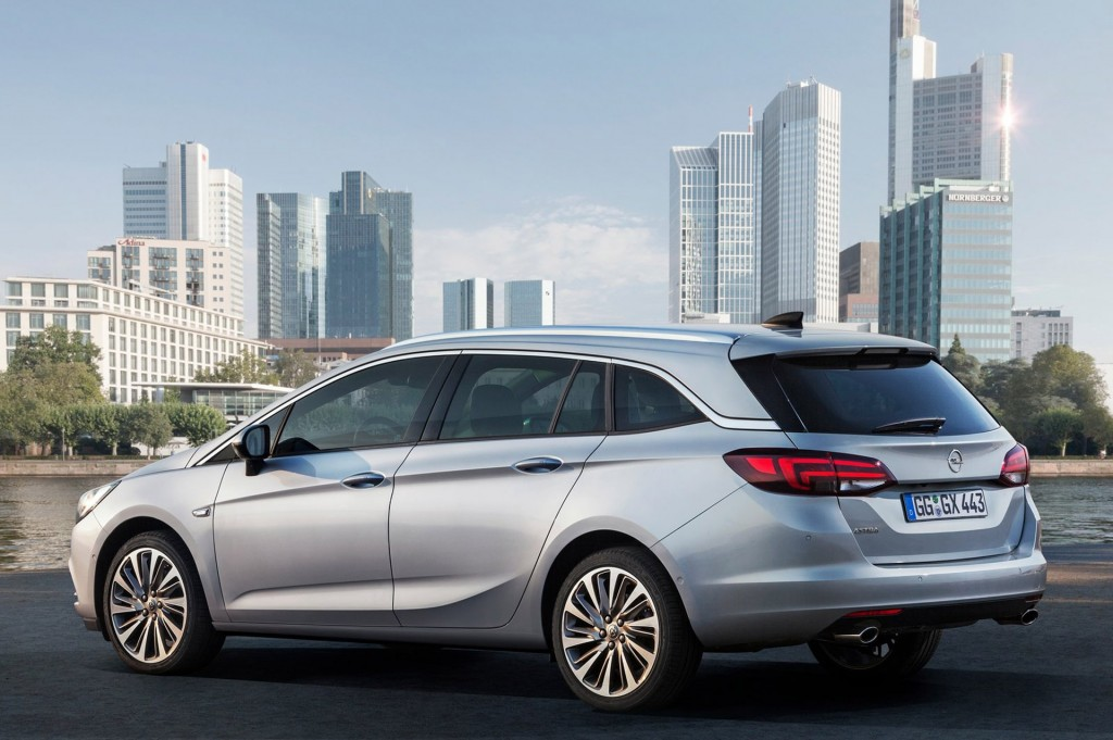 2016 opel astra sports tourer revealed. Black Bedroom Furniture Sets. Home Design Ideas