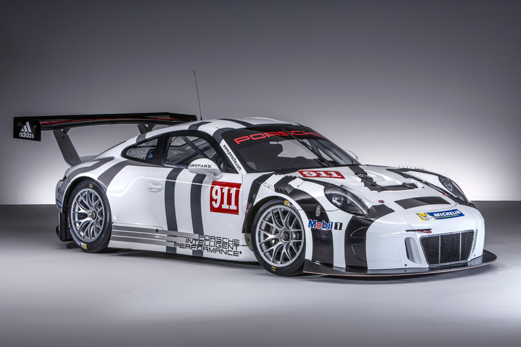 2016 porsche 911 gt3 r race car revealed. Black Bedroom Furniture Sets. Home Design Ideas