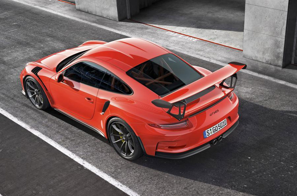 porsche 911 gt3 rs finally revealed live photos and video from geneva. Black Bedroom Furniture Sets. Home Design Ideas