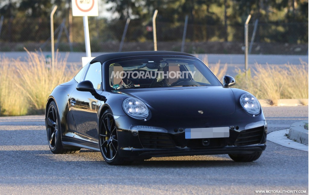 2016 Porsche 911 Targa Spy Shots | 2017 - 2018 Best Cars ...