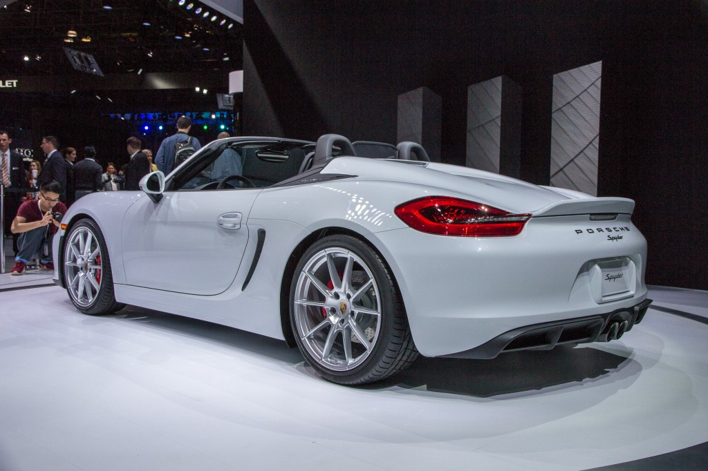 image 2016 porsche boxster spyder 2015 new york auto show size 1024 x 682 type gif posted. Black Bedroom Furniture Sets. Home Design Ideas