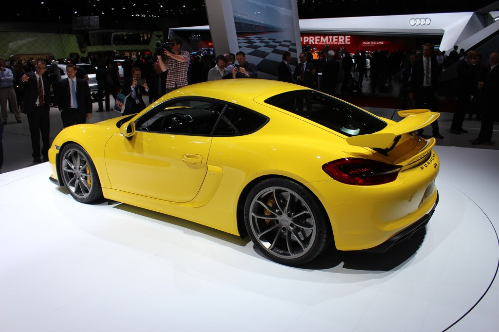porsche motorsport boss says cayman gt4 rs a possibility. Black Bedroom Furniture Sets. Home Design Ideas