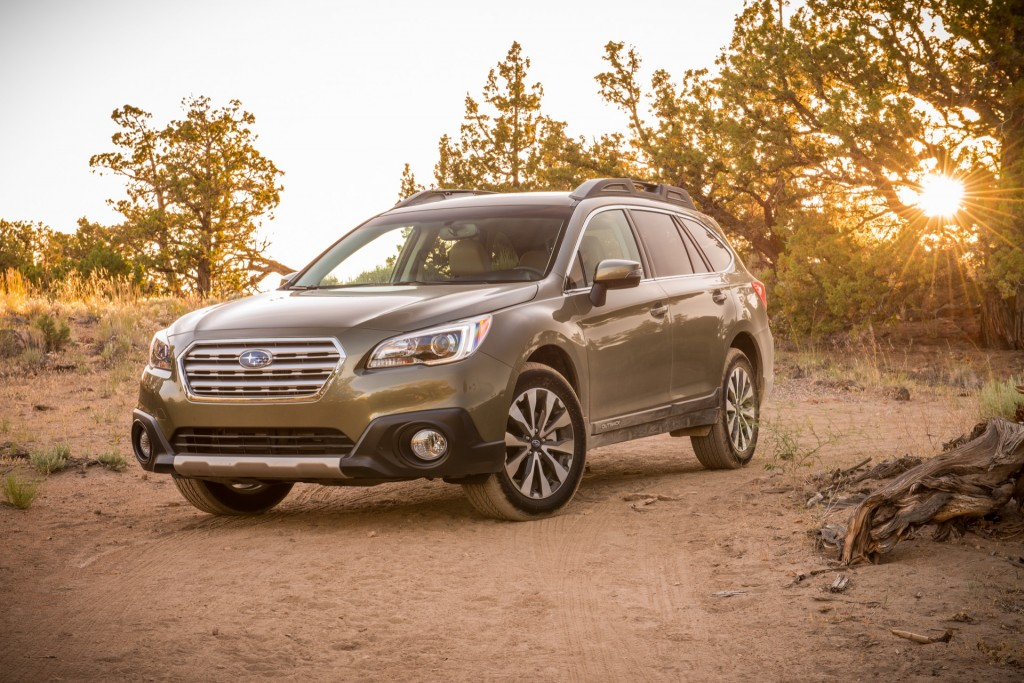 Subaru Adds To Eyesight Safety System In 2016 Outback Legacy