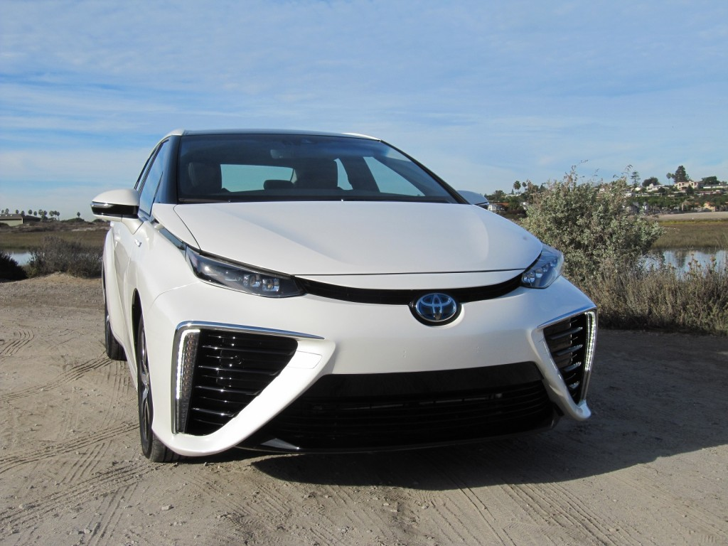 how to build hydrogen fuel cell for car
