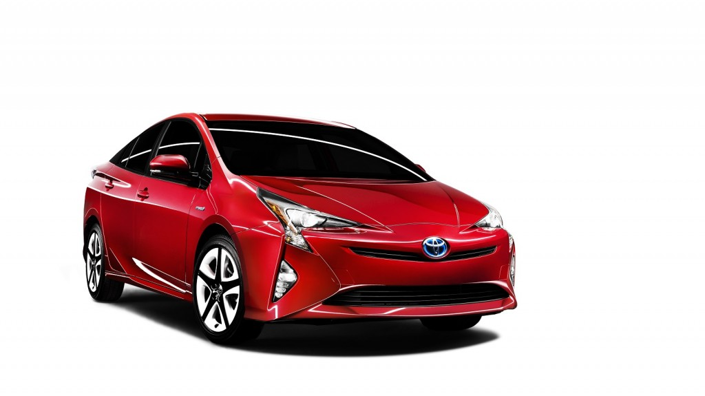 2016 toyota prius revealed promises up to 55 mpg combined. Black Bedroom Furniture Sets. Home Design Ideas