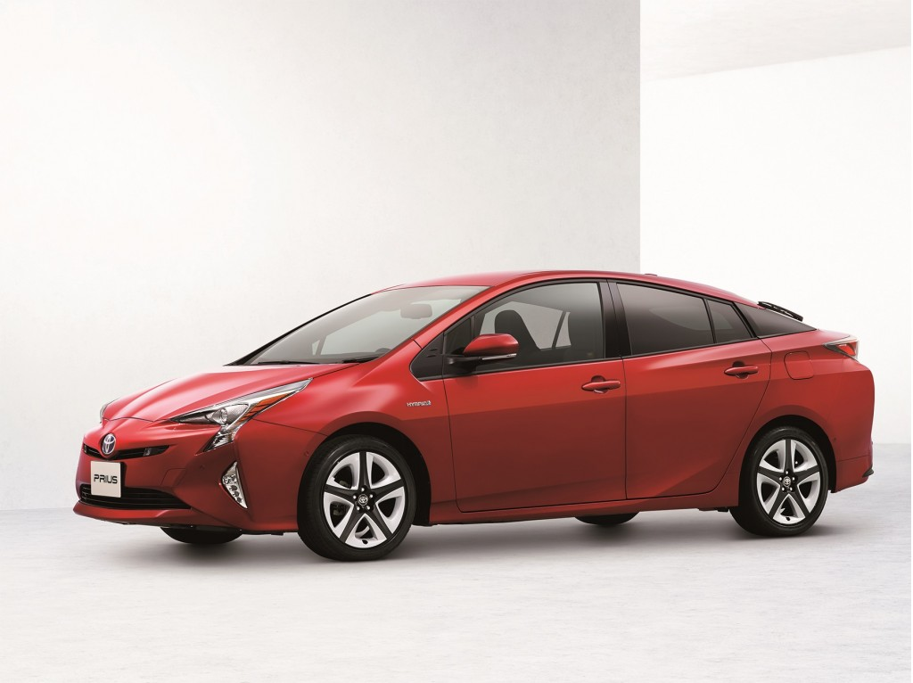 2016 toyota prius a few details on engine hybrid system released. Black Bedroom Furniture Sets. Home Design Ideas