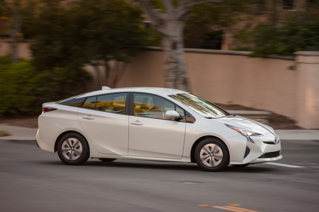 Image: 2016 Toyota Prius Two Eco, size: 1024 x 682, type: gif, posted ...