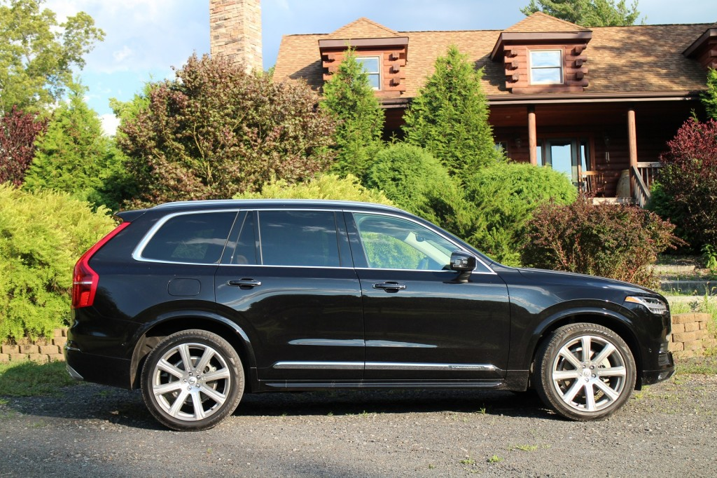 2016 volvo xc90 gas mileage review of luxury seven seat suv. Black Bedroom Furniture Sets. Home Design Ideas