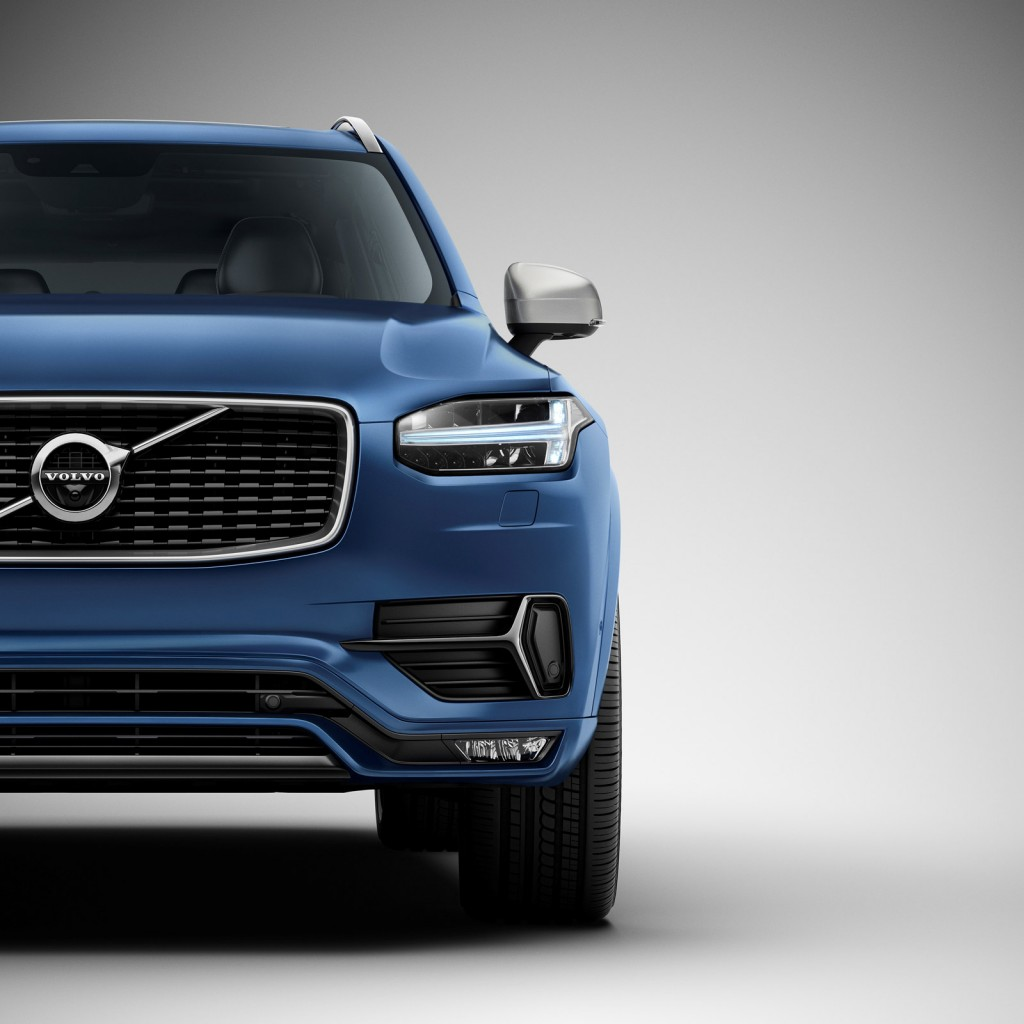 2016 volvo xc90 r design revealed. Black Bedroom Furniture Sets. Home Design Ideas