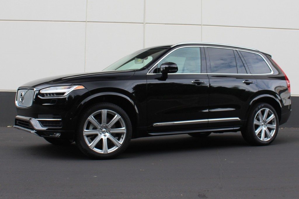 2016 volvo xc90 five things that wow us a couple that don t. Black Bedroom Furniture Sets. Home Design Ideas