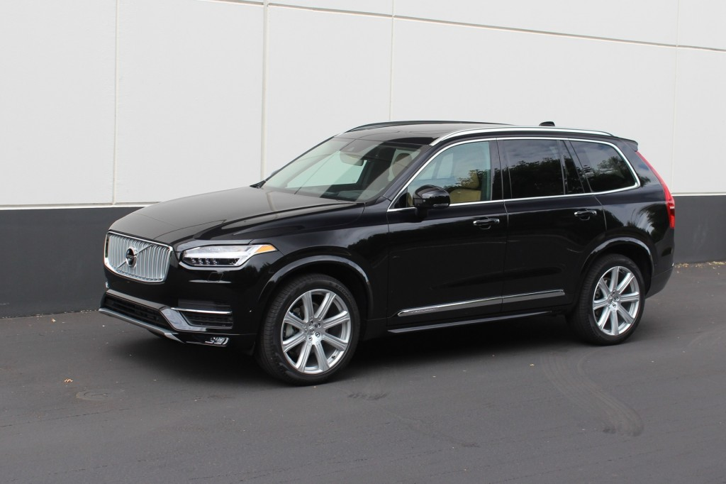 2016 volvo xc90 t6 inscription quick drive july 2015. Black Bedroom Furniture Sets. Home Design Ideas