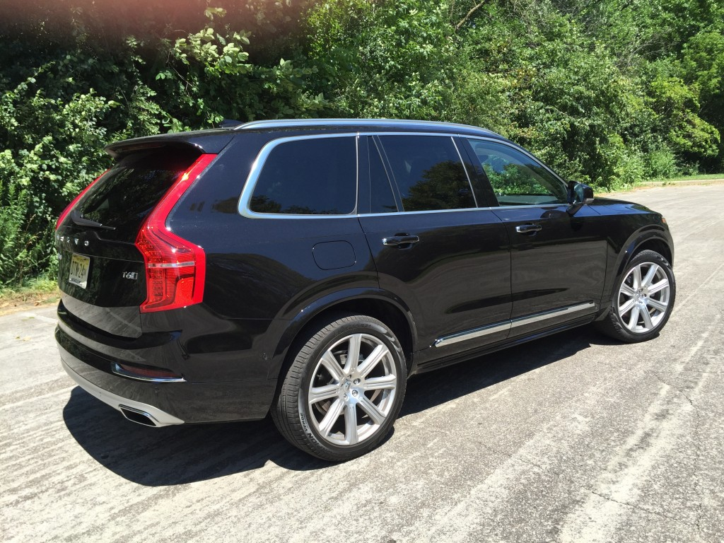 New Notes From The Driveway 2016 Volvo XC90