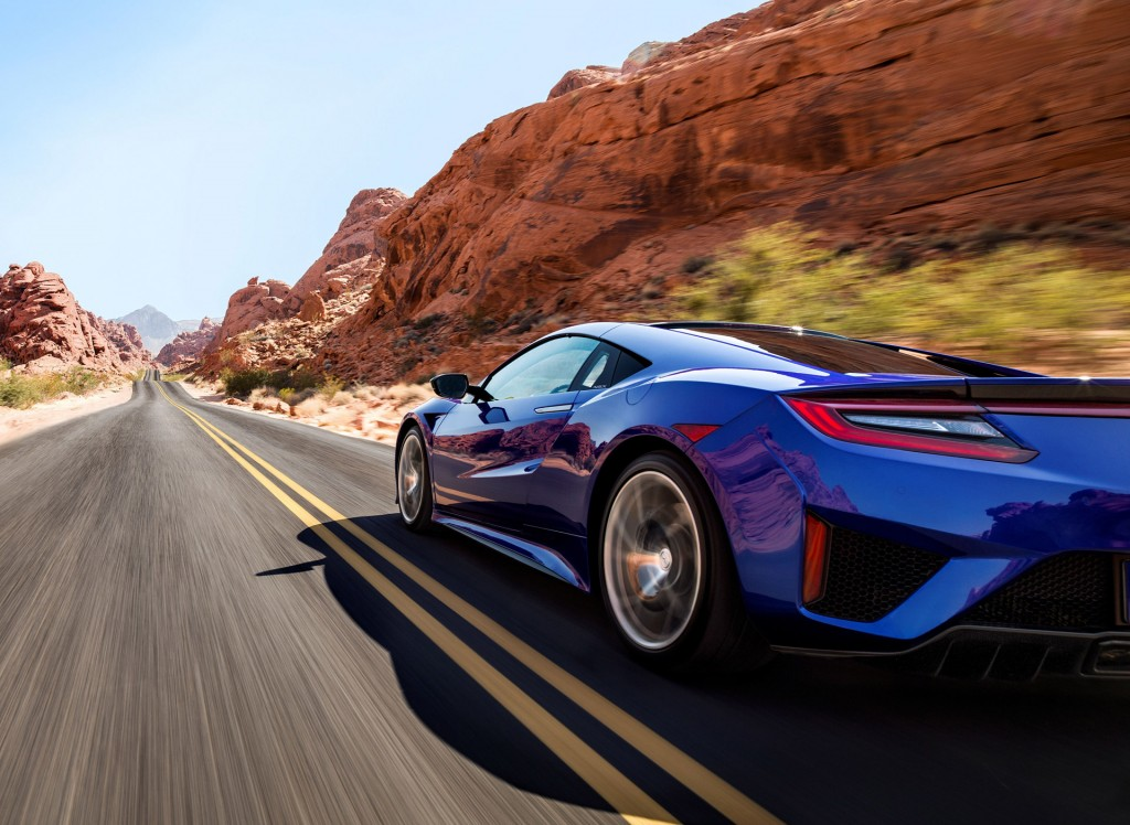 2017 Acura Nsx Coming With 573 Hp 0 60 Mph Time Of 30 Seconds News ...