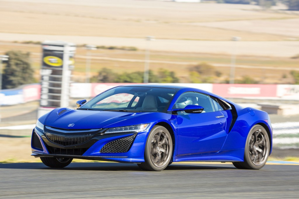 Image: 2017 Acura NSX, size: 1024 x 682, type: gif, posted ...