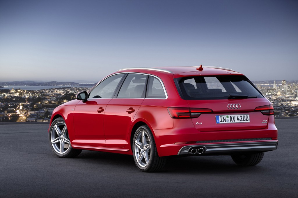 2017 Audi A4 Is Lighter, More Powerful And More Advanced ...
