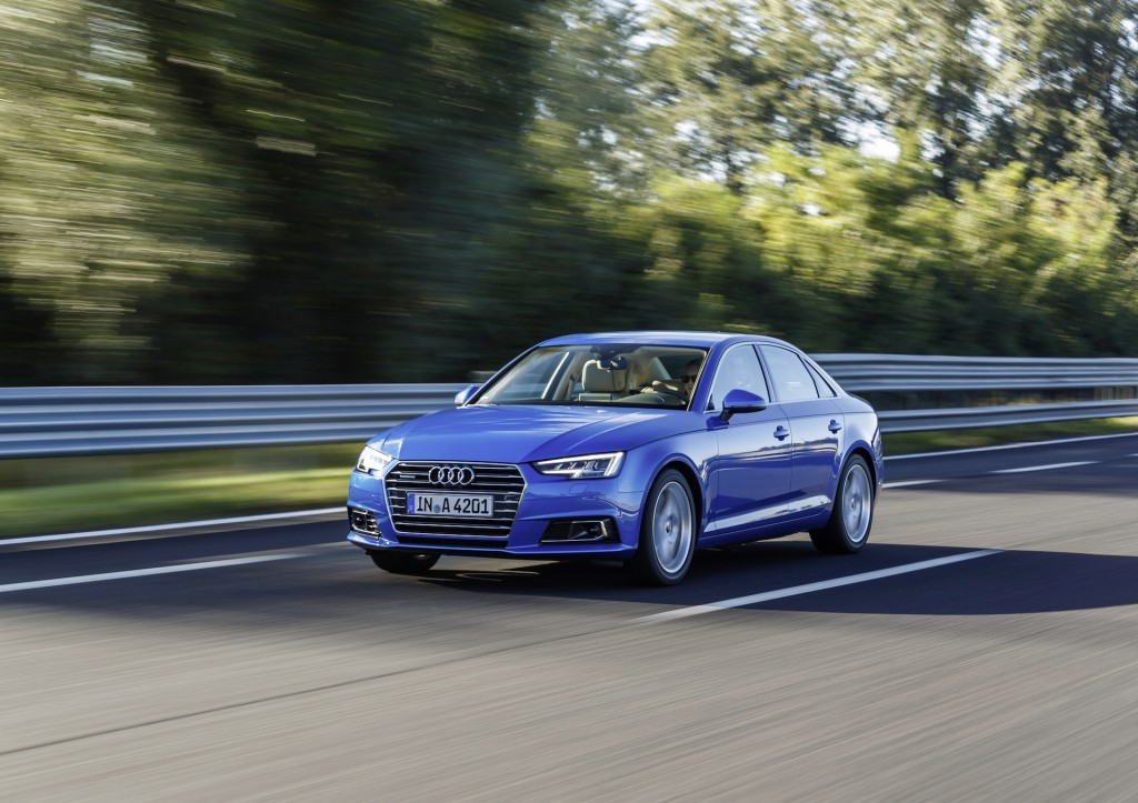 2017 Audi A4 First Drive (Page 2)