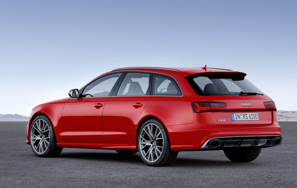 audi rs 6 and rs 7 performance models boost power to 605 hp. Black Bedroom Furniture Sets. Home Design Ideas