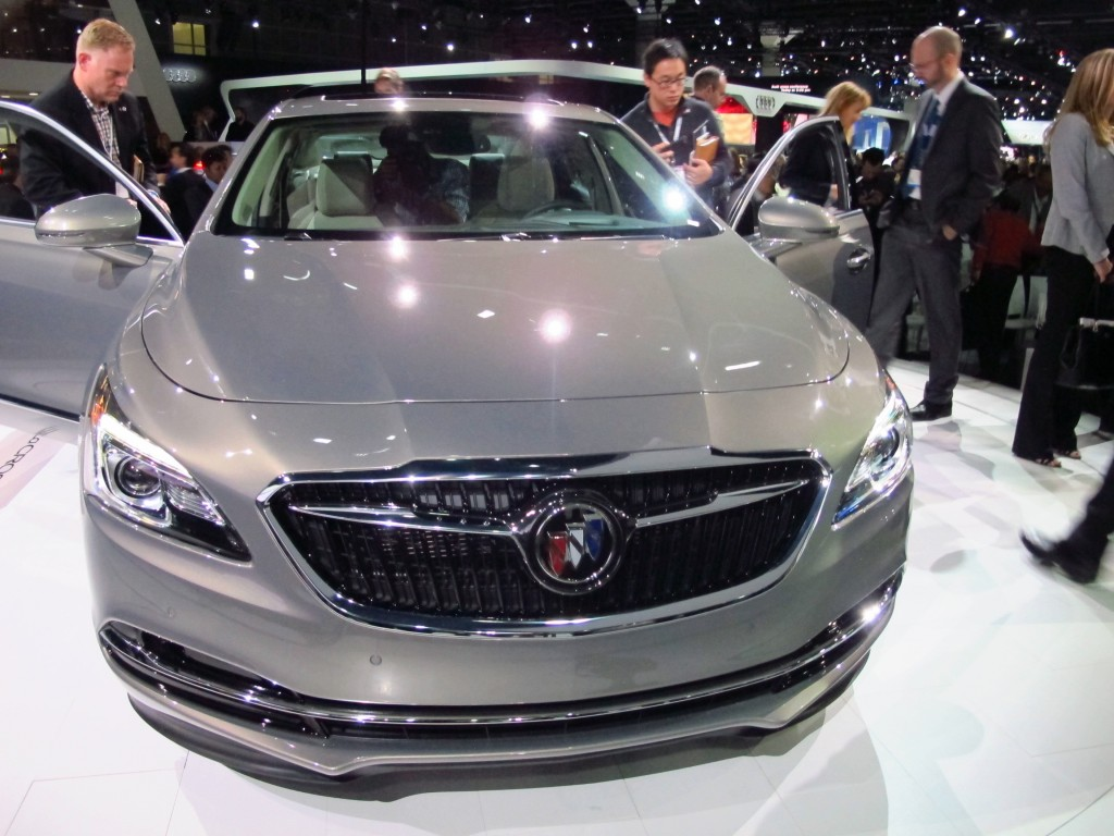 2017 buick lacrosse redesign 2017 2018 best cars reviews. Black Bedroom Furniture Sets. Home Design Ideas