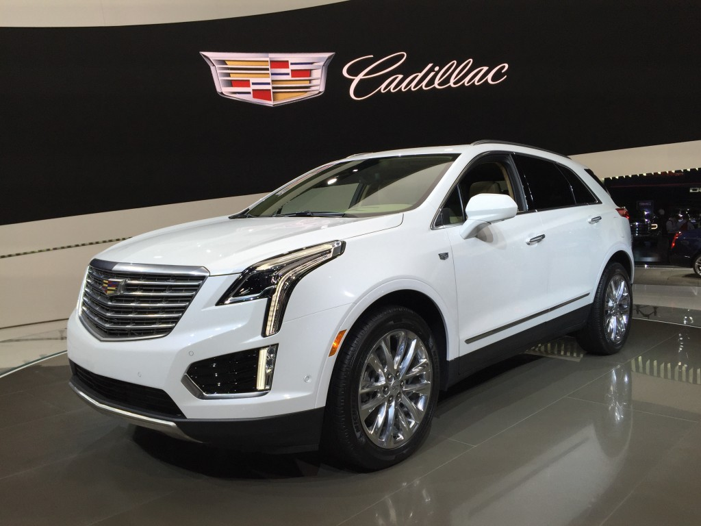 image 2017 cadillac xt5 2015 los angeles auto show size 1024 x 768 type gif posted on. Black Bedroom Furniture Sets. Home Design Ideas