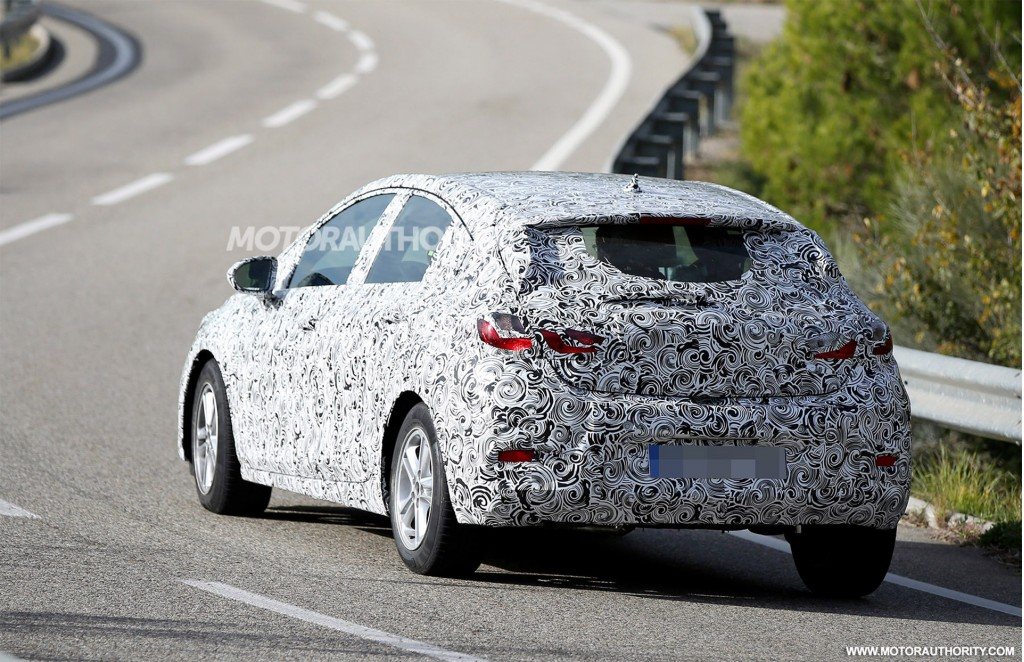 2015 Chevrolet Cruze Spy Shots Hybrid And Electric Car