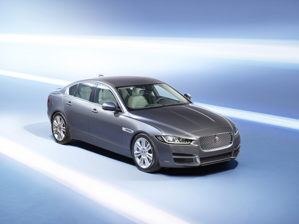 jaguar confirms new details for 2017 xe sedan 2014 paris auto show. Black Bedroom Furniture Sets. Home Design Ideas