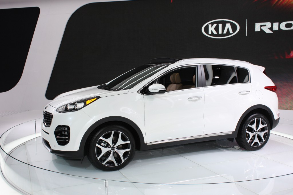 image 2017 kia sportage 2015 los angeles auto show size 1024 x 682 type gif posted on. Black Bedroom Furniture Sets. Home Design Ideas