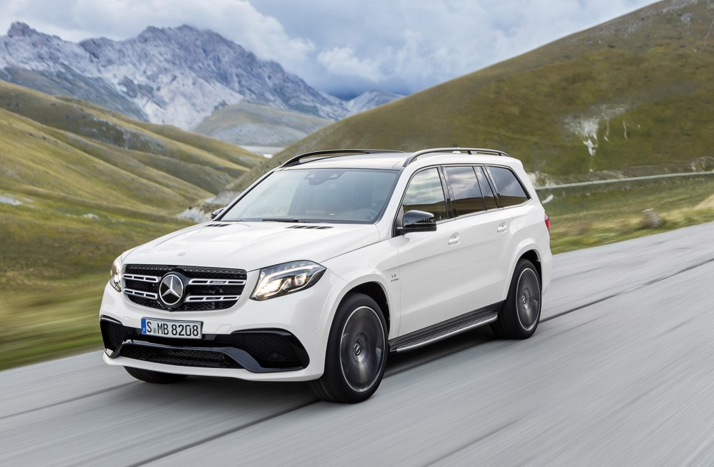 Mercedes benz gl class phased out with arrival of 2017 gls for 2017 mercedes benz gl450