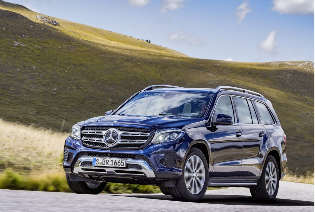 Mercedes benz gl class phased out with arrival of 2017 gls for The latest mercedes benz