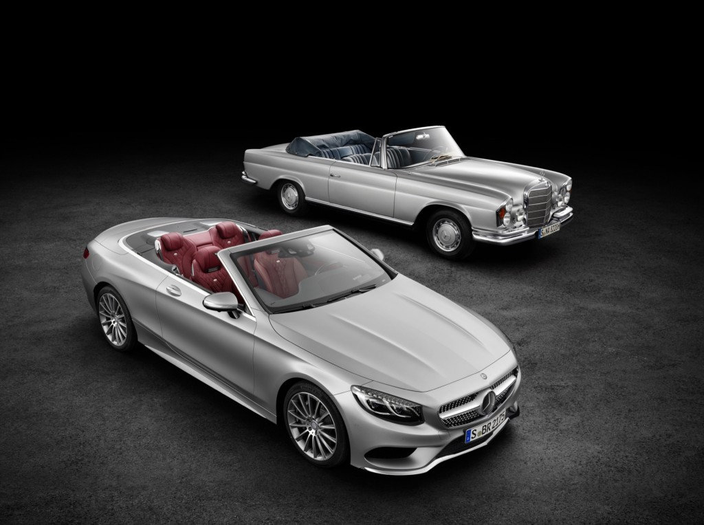 2017 mercedes benz s class cabriolet for Convertible mercedes benz 2017