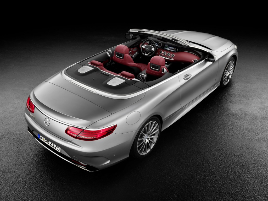 2017 mercedes benz s class cabriolet for 2017 mercedes benz s