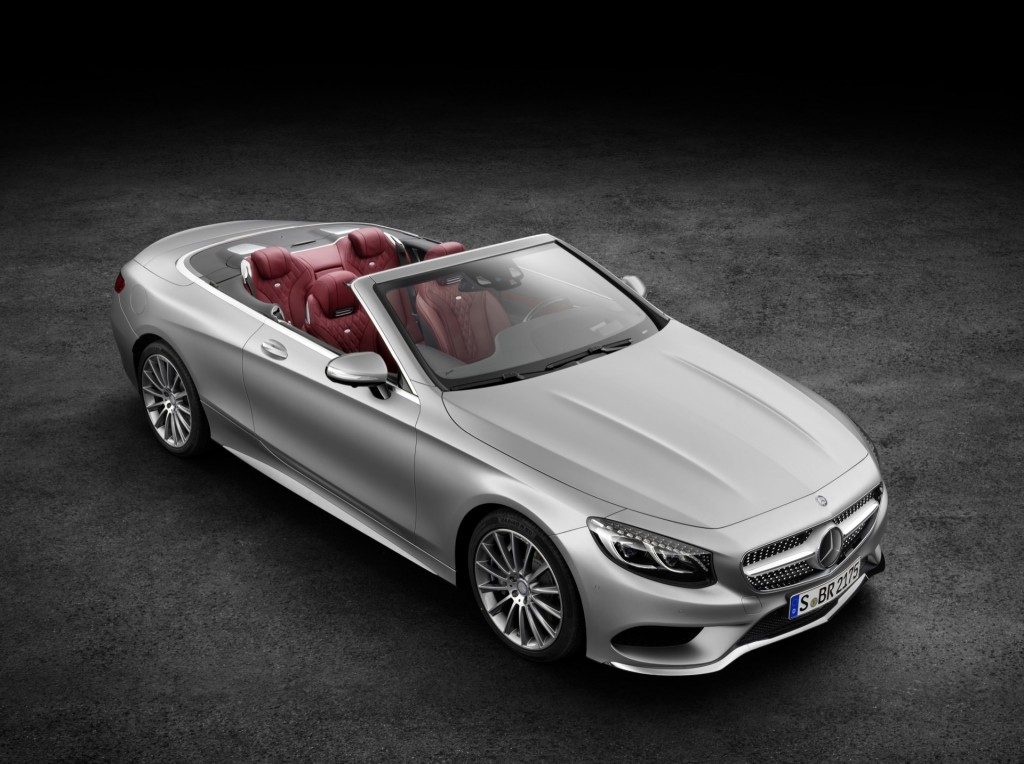 2017 mercedes benz s class cabriolet preview for Convertible mercedes benz 2017