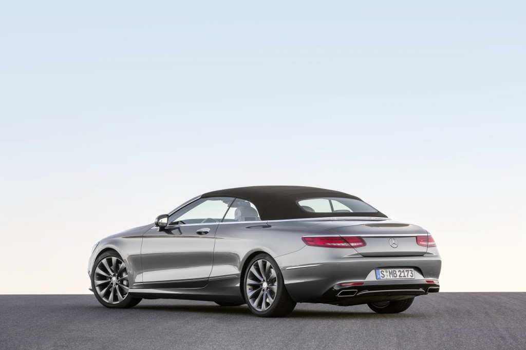 2017 mercedes benz s class cabriolet for Mercedes benz cabriolet 2017