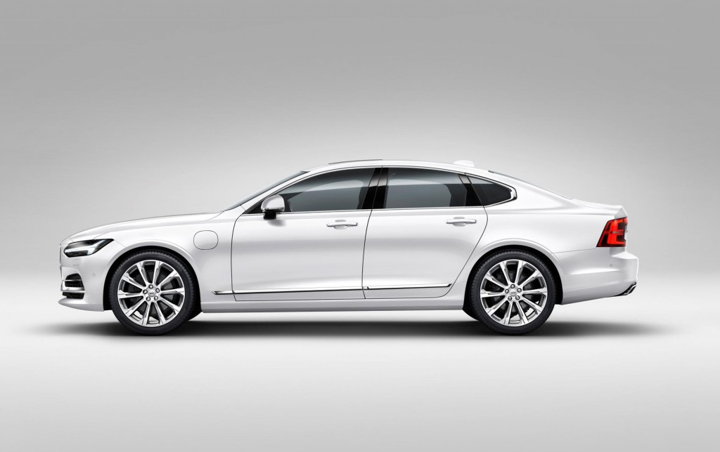 Cool Image 2017 Volvo S90 Size 1024 X 644 Type Gif Posted