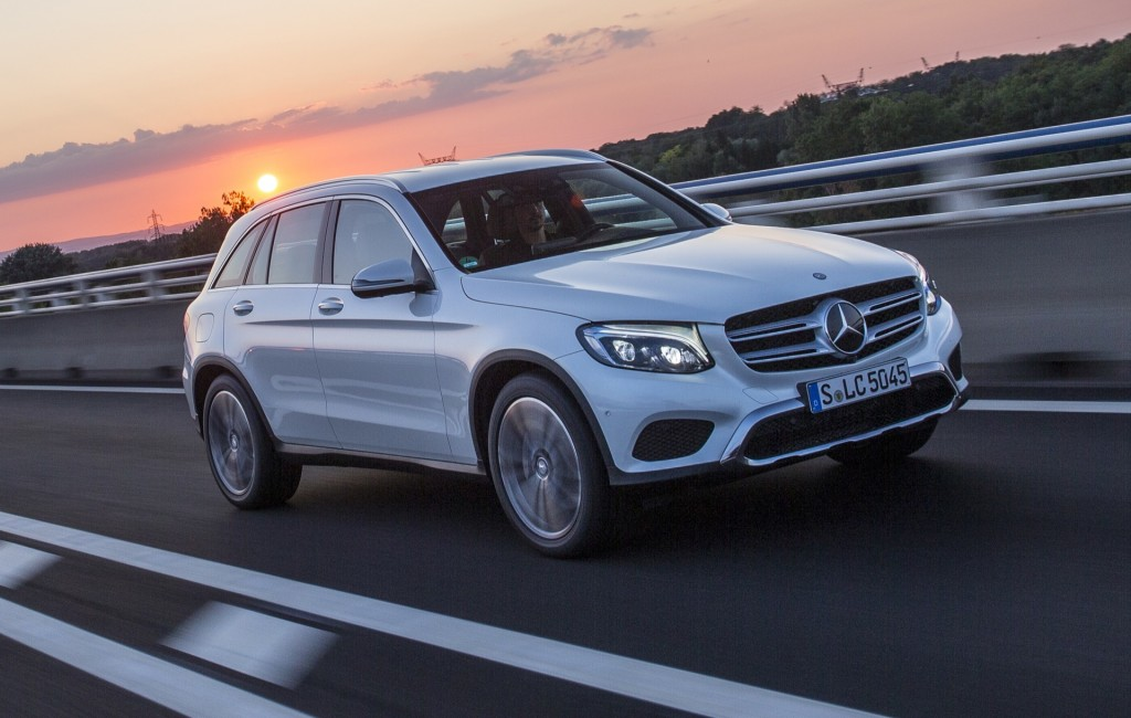 Image 2018 mercedes benz gle350e plug in hybrid size for Mercedes benz suv 2018