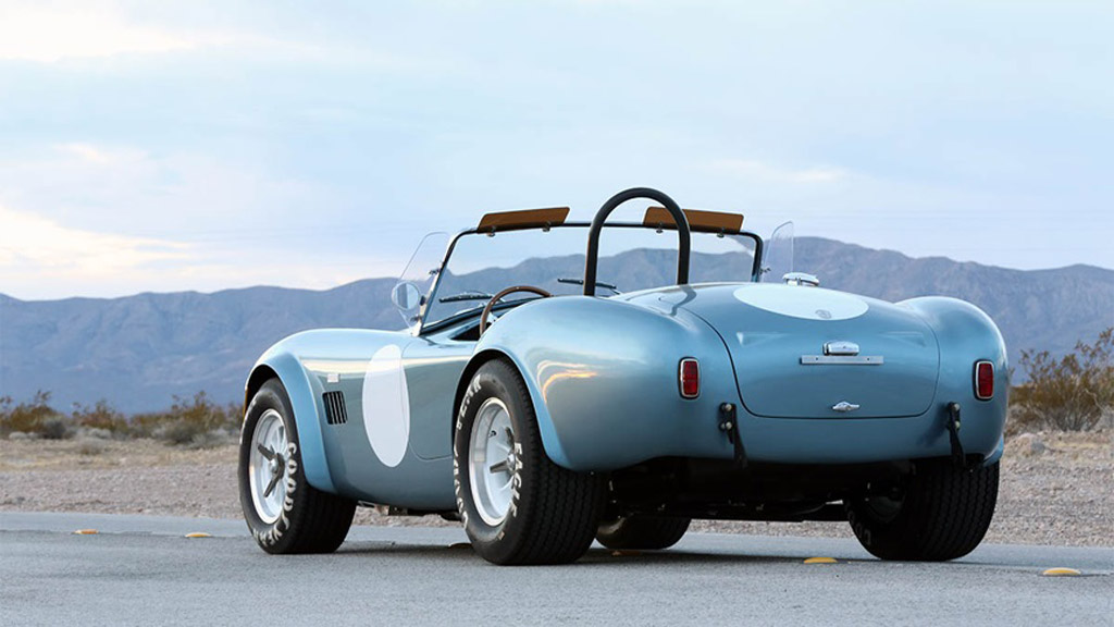Shelby Celebrates 50 Years Of The 289 Fia Cobra With