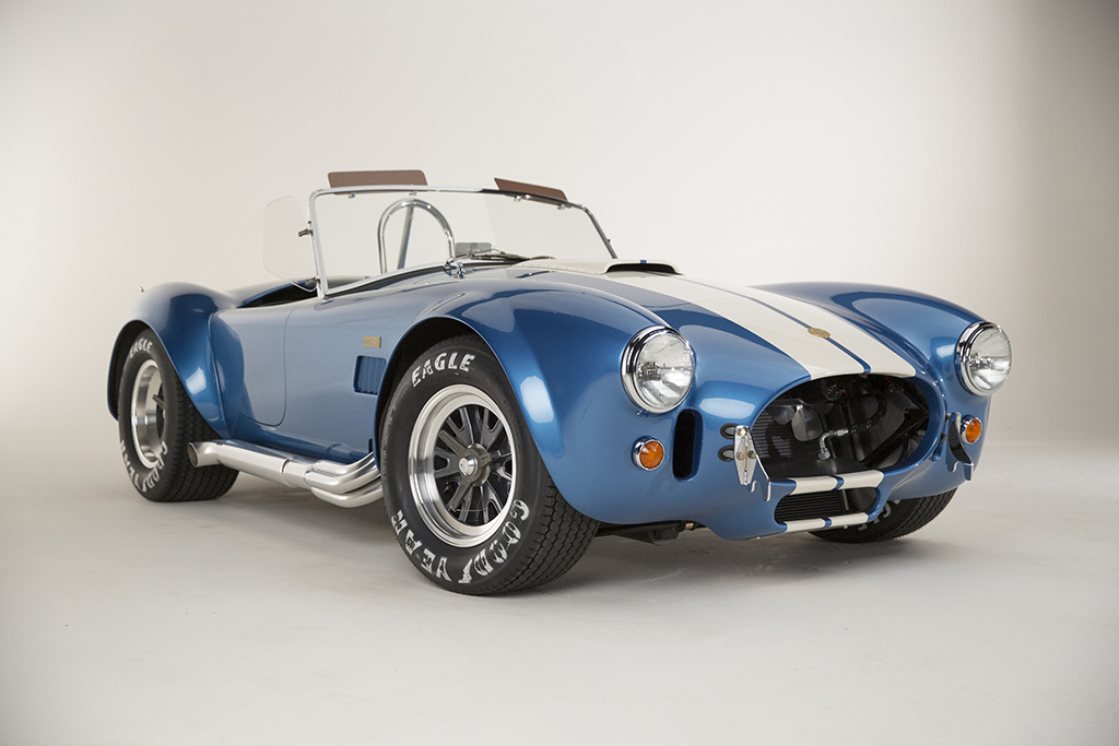 50th anniversary shelby cobra 427 announced 50 examples to be sold. Black Bedroom Furniture Sets. Home Design Ideas