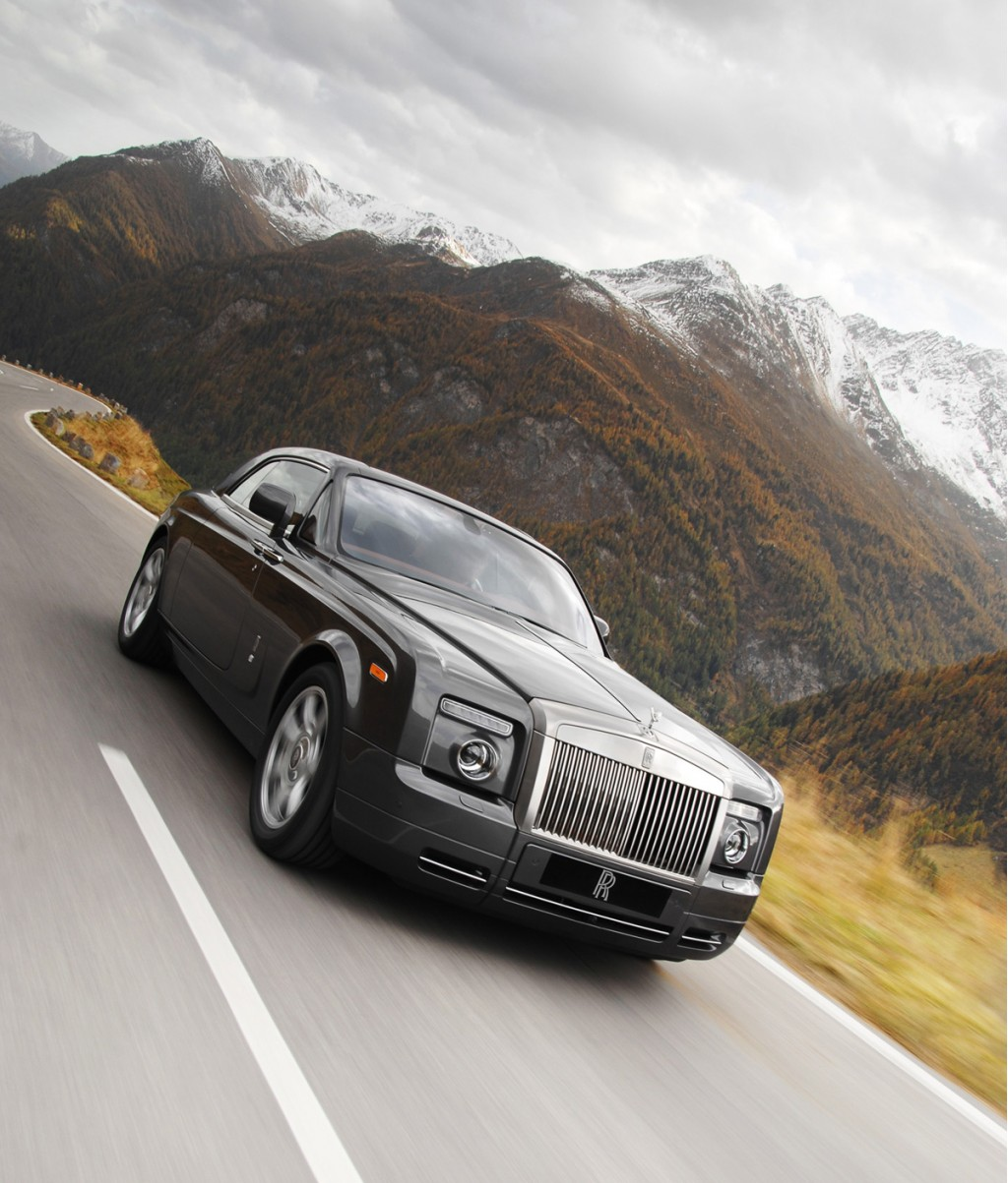Rolls Royce Coupe Already Sold Out